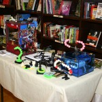 Our table of stuff